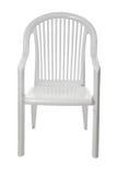 Cadeira do pátio Imagem de Stock Royalty Free