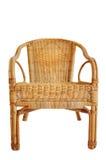 Cadeira do Rattan imagem de stock royalty free