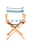 Cadeira do ` s do diretor Foto de Stock