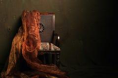Cadeira do vintage Foto de Stock