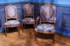 Cadeira do vintage Imagem de Stock