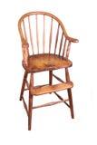 Cadeira elevada antiga imagem de stock royalty free