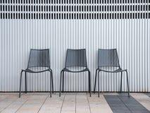 Cadeira em Japan Tokyo imagem de stock