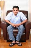 Cadeira fácil Foto de Stock Royalty Free