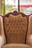 Cadeira luxuosa Fotografia de Stock