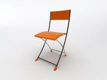 Cadeira moderna ilustração royalty free