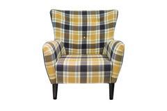 Cadeira moderna isolada fotos de stock