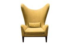 Cadeira moderna isolada Imagens de Stock