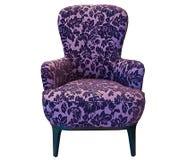 Cadeira moderna isolada Foto de Stock Royalty Free