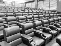 Cadeira no auditório Imagem de Stock