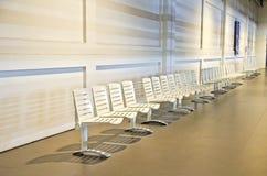 Cadeira pública Imagens de Stock Royalty Free