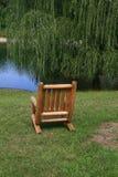Cadeira para uma Foto de Stock Royalty Free