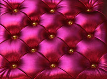 Cadeira roxa Foto de Stock Royalty Free
