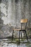 Cadeira simples foto de stock