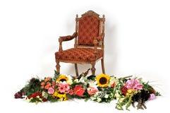 Cadeira vazia Fotografia de Stock