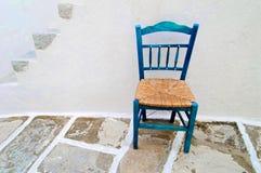 Cadeira vazia Fotos de Stock