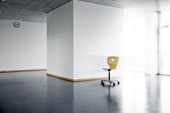 Cadeira vazia Foto de Stock Royalty Free