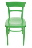 Cadeira verde Imagem de Stock Royalty Free