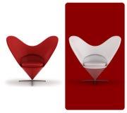Cadeiras à moda Fotografia de Stock Royalty Free