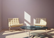 Cadeiras Imagem de Stock Royalty Free