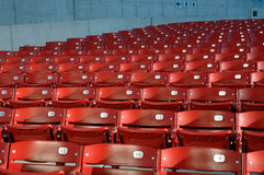 Cadeiras 2 da audiência Fotografia de Stock Royalty Free