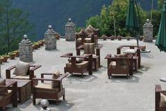Cadeiras Foto de Stock Royalty Free