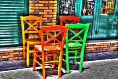 Cadeiras Imagem de Stock