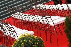 Cadeiras Imagens de Stock Royalty Free