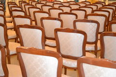 Cadeiras imagens de stock
