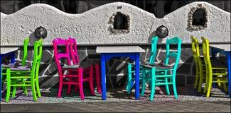 Cadeiras Foto de Stock