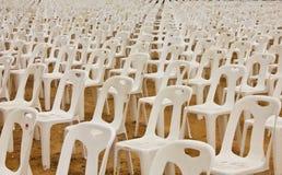 Cadeiras da ocasião especial Imagens de Stock