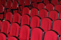 Cadeiras da sala de conferências fotografia de stock royalty free