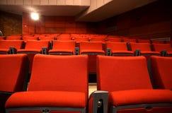 Cadeiras da sala de conferências Imagens de Stock
