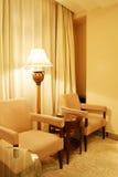 Cadeiras da sala de visitas Foto de Stock