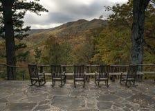 Cadeiras de balanço fotos de stock royalty free