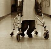 Cadeiras de rodas Imagem de Stock Royalty Free