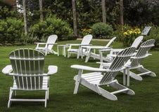 Cadeiras de sala de estar Fotos de Stock