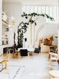 Cadeiras do apartamento ilustração royalty free