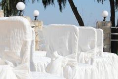 Cadeiras do elebration do ¡ de Ð Fotos de Stock Royalty Free