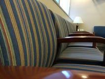 Cadeiras do escritório do doutor Imagem de Stock