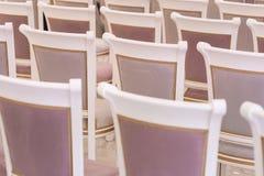 Cadeiras em um interior moderno Imagem de Stock Royalty Free