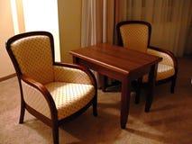 Cadeiras gêmeas Fotos de Stock Royalty Free