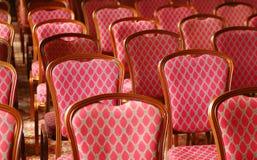 Cadeiras luxuosas Imagem de Stock Royalty Free