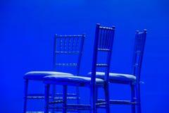 Cadeiras modernas Foto de Stock