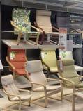Cadeiras modernas Fotografia de Stock Royalty Free