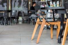 Cadeiras modernas Fotografia de Stock