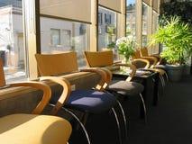 Cadeiras no escritório Foto de Stock Royalty Free