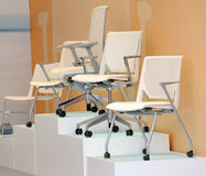 Cadeiras no sell imagens de stock royalty free