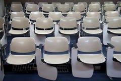 Cadeiras vazias Imagens de Stock