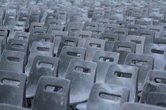 Cadeiras vazias Foto de Stock Royalty Free